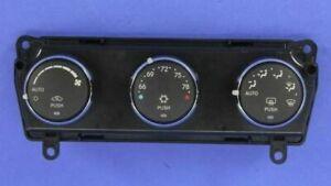 08-12 Dodge Nitro Liberty A/C and Heater Control with Auto Temp Control Mopar