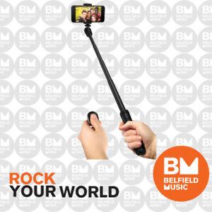 IK Multimedia iKlip Grip Selfie Stick Multifunctional Smartphone & Camera Stand