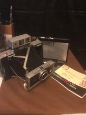 Polaroid 250 Camera. Instructions.