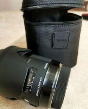 Sigma AF 35mm f/1.4 DG HSM Art Canon EF Open Box