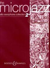 MICROJAZZ ALTO SAXOPHONE COLLECTION 2 Norton