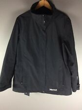 Womans Size Large Marmot Goretex Coat Jacket Good Used Condition No Hood