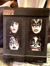 * Holy Grail * Rare 1979 Kiss J.C. Penney Dynasty Wood Cassette Tape Holder