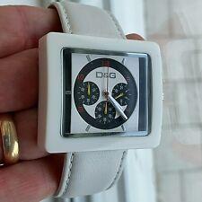 Reloj Cronógrafo nuevo Genuino D&g Dolce & Gabbana Unisex DW0058