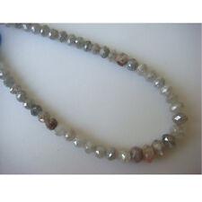 Beautiful Diamond Beads Rough Natural Raw Diamond Faceted 10 Beads 3mm PU84