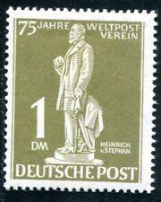 BERLIN 1949 40IV * ABART STEPHANSERIE UPU (D5799