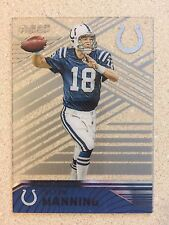 Peyton Manning 2016 Clear Vision Colts Variation 20b.   Very Rare