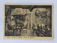Printed Postcard Deckle Edge - Italy Rome - Castel S. Angelo - Corpo di Guardia