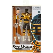Hasbro Power Rangers Lightning Collection Mighty Morphin Gold Ranger 6-Inch Pr