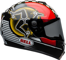 New 2020 Bell SRT Helmet DOT Full Face Street Bike Sport Motorcycle Mens Women
