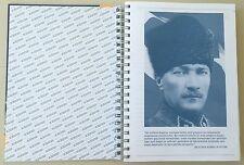 Mustafa Kemal Atatürk   Kalender 2008   türkisch  Notizheft   takvim 2008
