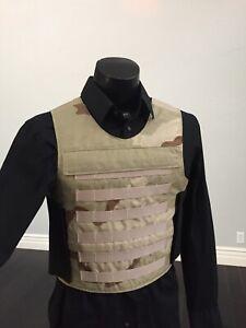 Black Hawk Down Bulletproof Vest 3a Concealable Tactical Plates Ballistic Panels