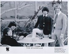 The Standells signed 8 x 10 photo Dirty Water Garage Rock
