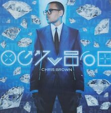 CHRIS BROWN - FORTUNE - ORIGINAL OZ PRESS RAP HIP HOP DELUXE EDITION CD - 2012