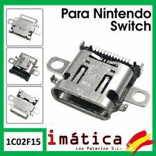 Recambios y herramientas para Nintendo Switch