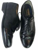 Florsheim Wingtip Oxford Lace-Up Dress Shoes -Men's Size 7 1/2 D 20379
