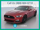 2017 Ford Mustang GT Coupe 2D Tilt & Telescoping Wheel HID Headlamps AM/FM Stereo CD/MP3 (Single Disc) Keyless