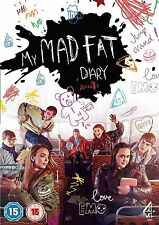 My Mad Fat Diary Complete Series 2 DVD All Episodes Second Season UK Rele R2 NEW
