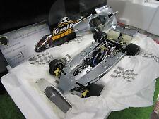F1 FERRARI  312 T 1975 Aluminium 50th anniversaire 1/18 EXOTO 97059 OC formule 1