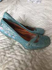 Irregular Choice Shoes Size 3