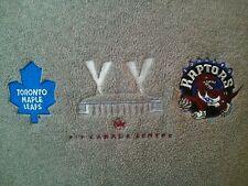 Air Canada Center Leafs Raptors Mexicasa SGA Sweater NHL NBA