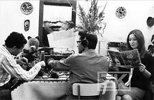 GODARD VLADY Muriel Resnais Affiche HILLMANN Photo 1967