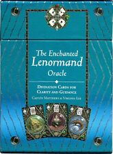 The Enchanted Lenormand Oracle: Divination Cards, Caitlin Matthews/Virginia Lee