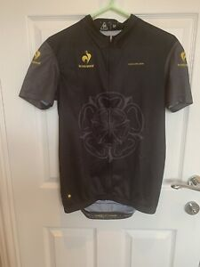 Le Coq Sportif Tour De France Dedicated Yorkshire 2014 Cycling Jersey - Medium