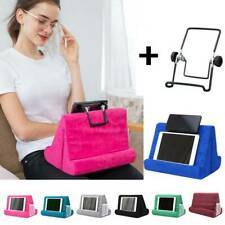 Multi Angle Soft Pillow iPad Stand Holder Universal Phone and Tablet Stand Bed