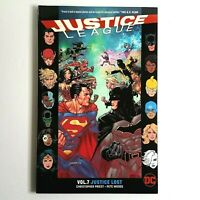 JUSTICE LEAGUE Vol 7: Justice Lost (TPB, 2018) Christopher Priest  FREE SHIPPING