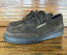 Mens Mephisto Casual Lace Up Walking Shoes Size 7.5… No Insoles