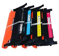 4PK CLT-406S Toner Cartridge for Samsung CLP-365W CLX-3305FW Xpress C410W C460FW