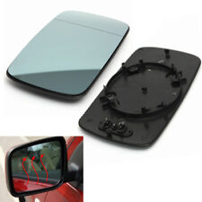 Left Passenger Side Door Electric Heated Wing Mirror Glass For BMW 3 Serie E46