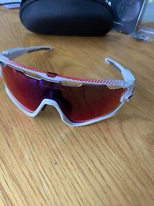 Oakley Jawbreaker Tour de France Sunglasses  Special  Edition
