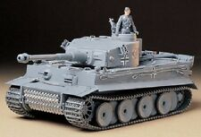 Tamiya America [TAM] 1:35 Tiger I Early Production Plastic Model Kit TAM35216