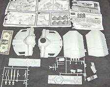 1997 STAR WARS ERTL AMT MODEL IMPERIAL TIE FIGHTER EMPIRE PARTS INSTRUCTION LOOK