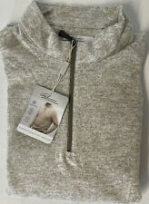 NWT! Greg Norman Men's 1/4 Zip Pullover Sweatshirt | S25