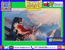TAPPETINO PLAY MAT PLAYMAT Dragon Shield Crimson Logi Limited Edition Carte