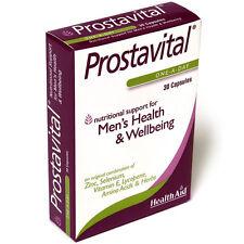 Health Aid Prostavital - 30 Cápsulas *
