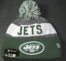 NEW ERA New York Jets Beanie Cap NEW WITH TAGS Retail $24.99
