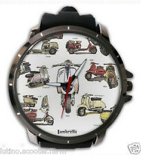 LAMBRETTA watches club scooter mod vintage GP SX 200 CENTO J RANGE LI VEGA