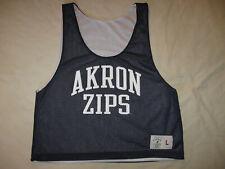 Akron Zips Jersey Tank Top Men's Large Lacrosse AKR Ohio Reversible