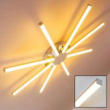 Plafonnier LED Lustre Design Lampe de cuisine Éclairage de couloir Chrome 142556