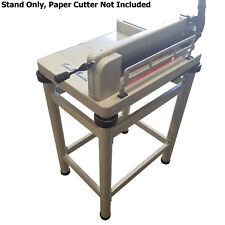 "Hfs(R) Paper Cutter Table Stand - For 17"" Guillotine Paper Cutter"