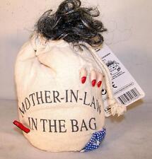 MOTHER IN LAW IN A BAG novelty funny joke prank gag sound activated skaking NEW