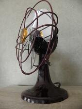 vintage electric fan old art deco bakélite machine age antique mid century vtg
