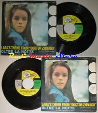 LP 45 7'' BOB MITCHELL ORCHESTRA Lara's theme Zhivago Oltre la notte cd mc dvd *