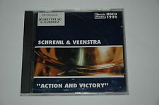 CD/DENNIS MUSIC LIBRARY HDCD 1220/SCHREML & VEENSTRA/ACTION AND VICTORY