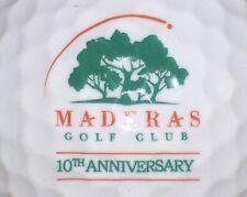 (1) Maderas Golf Club Disney Golf Course Logo Golf Ball (10Th)(California)