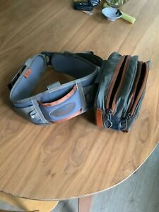 Fishpond Switchback Wading Belt Fly Fishing Pack System w/ Net Holster & Extra's